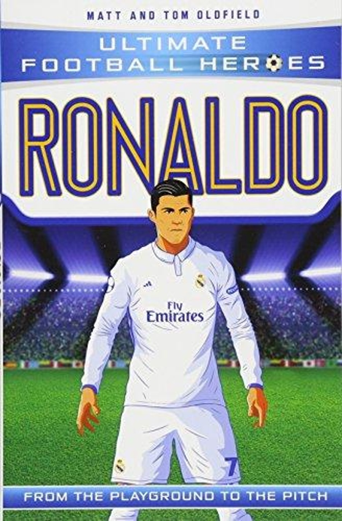 Cristiano Ronaldo - Tom Oldfield, Matt Oldfield