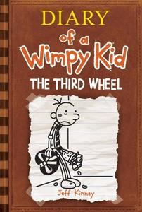Obrázok Diary of a Wimpy Kid 07. The Third Wheel
