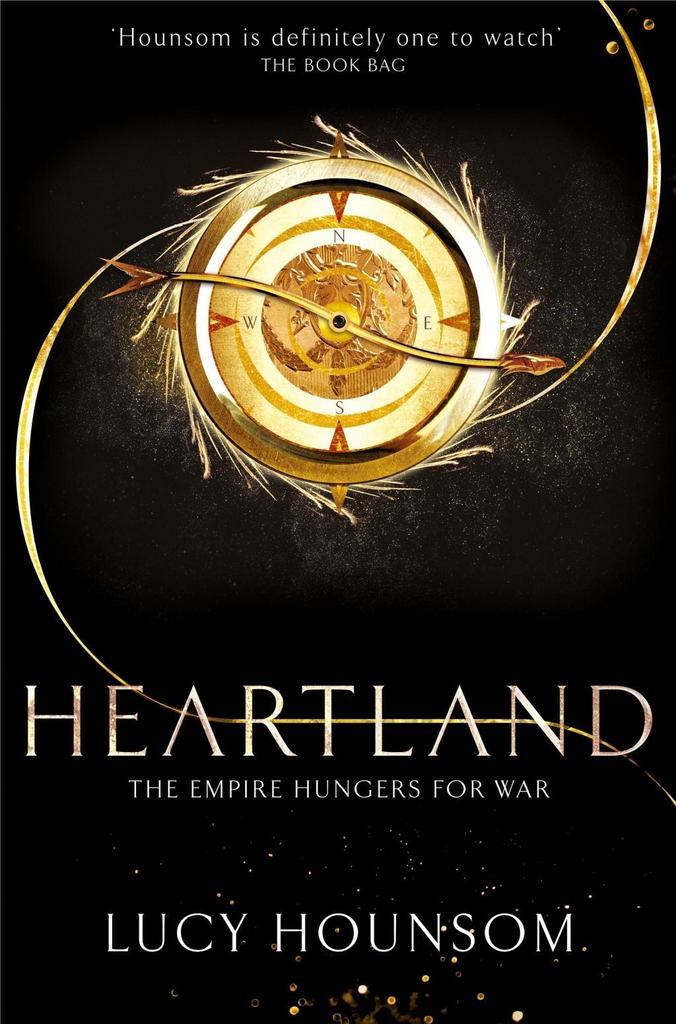 The Worldmaker Trilogy 2. Heartland - Lucy Hounsom