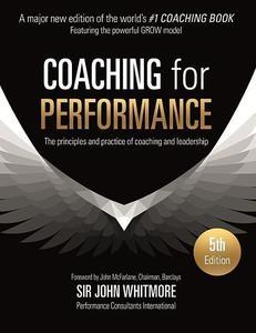 Obrázok Coaching for Performance