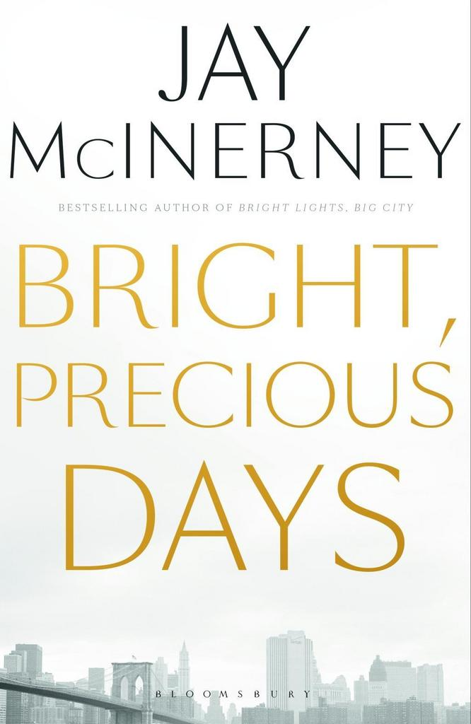 Bright, Precious Things - Jay McInerney