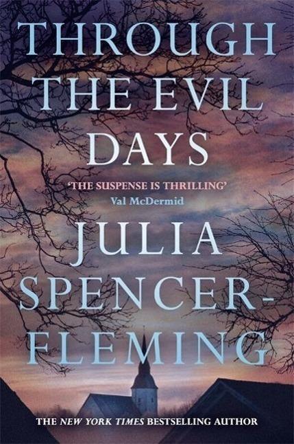 Through the Evil Days - Julia Spencer-Fleming