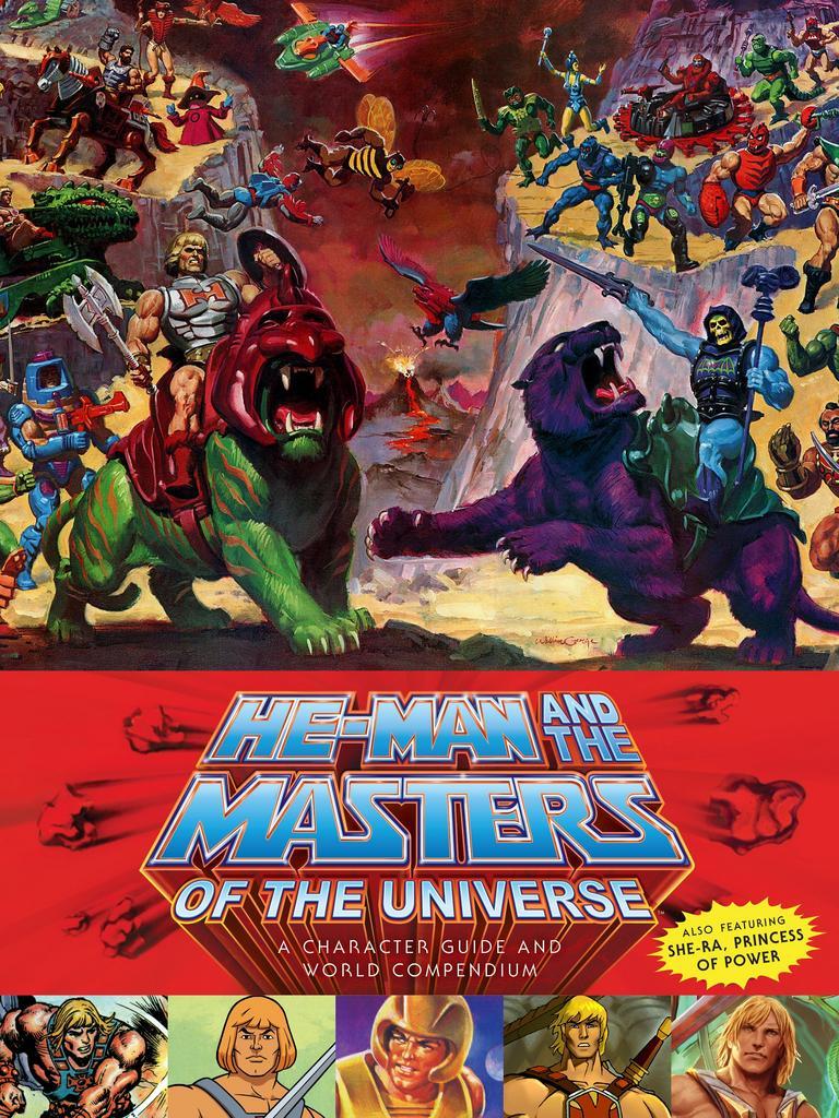 He-Man and the Masters of the Universe - Val Staples, James Eatock, Josh De Lioncourt