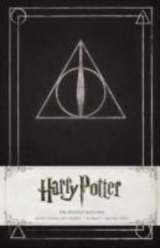 Harry Potter: Deathly Hallows Hardcover Ruled Journal - Insight Editions
