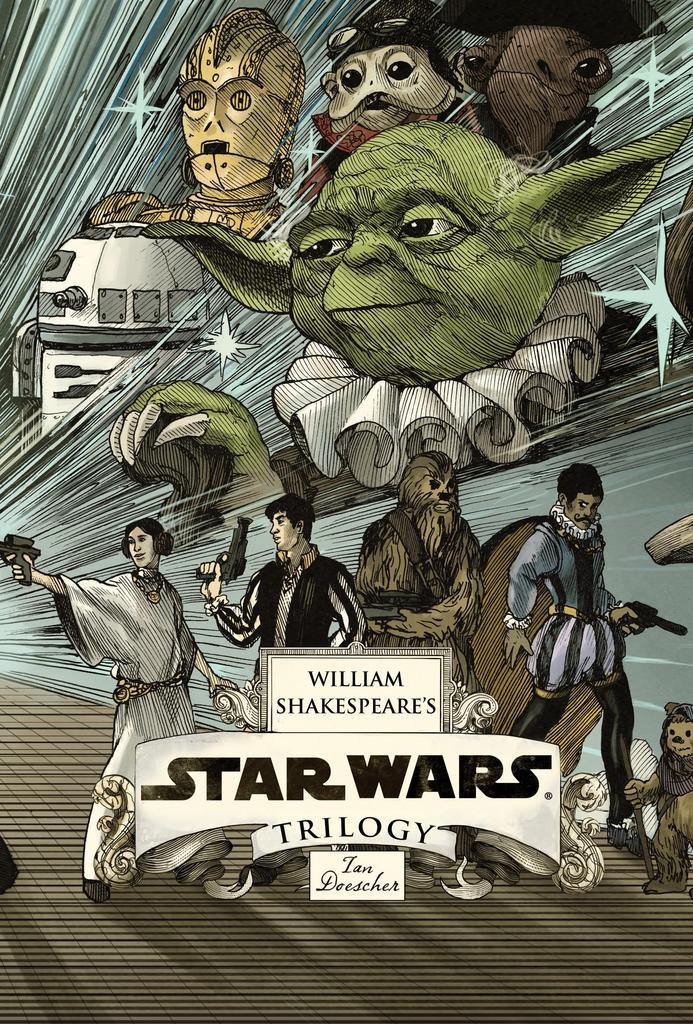 Shakespeare Star Wars Box Set - Ian Doescher