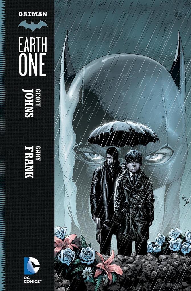 Batman: Earth One - Geoff Johns