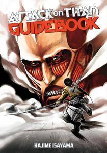 Obrázok Attack on Titan Guidebook: Inside & Outside
