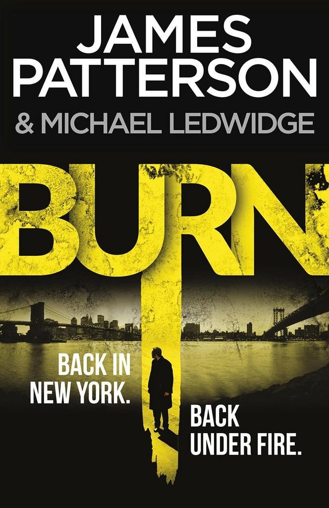 Burn - James Patterson