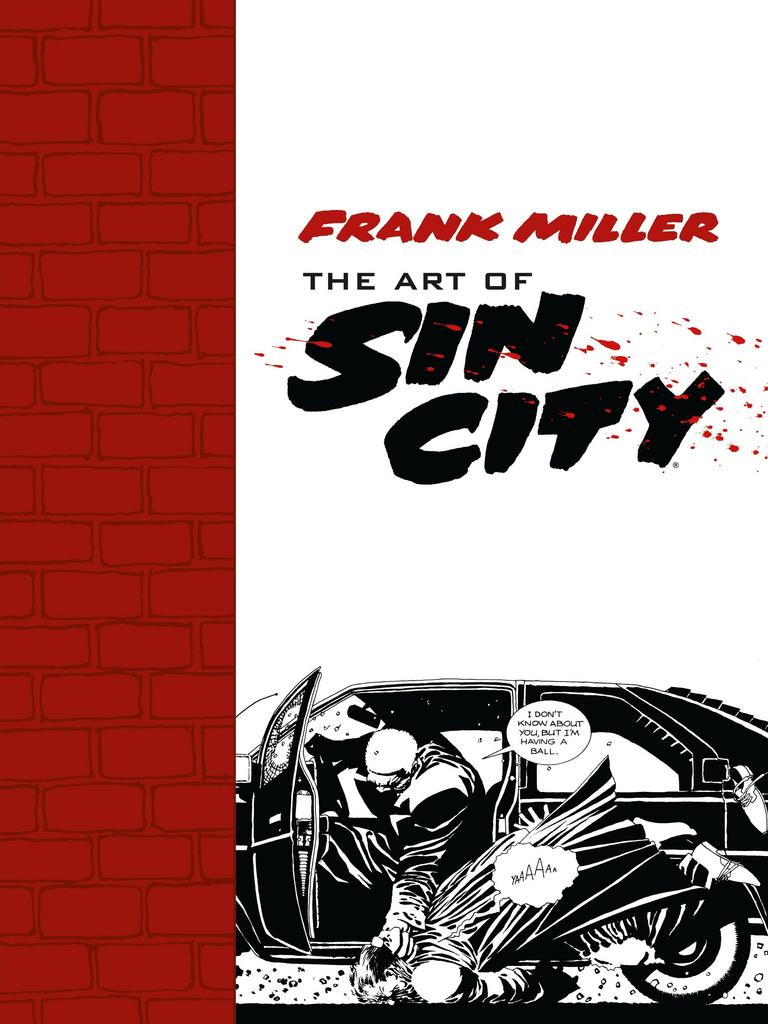 Art of Sin City - Frank Miller