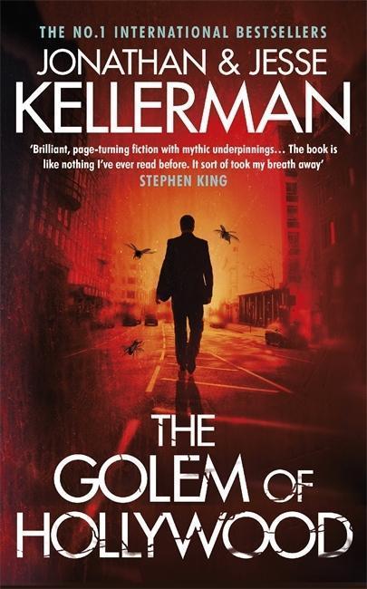 The Golem of Hollywood - Jonathan Kellerman, Jesse Kellerman