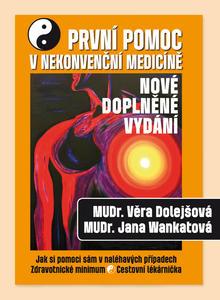 Obrázok První pomoc v nekonvenční medicíně