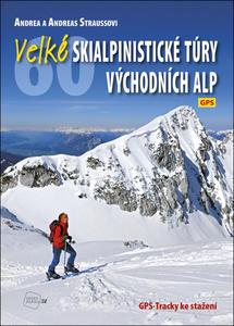 Obrázok Velké skialpinistické túry Východních Alp