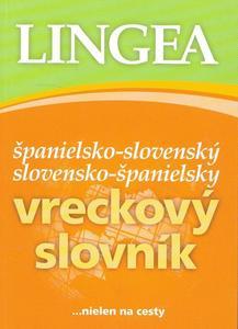 Obrázok Španielsko-slovenský slovensko-španielský vreckový slovník