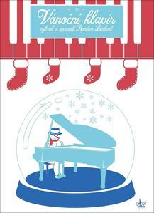 Obrázok Vánoční klavír