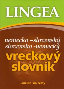 Obrázok Nemecko-slovenský slovensko-nemecký vreckový slovník