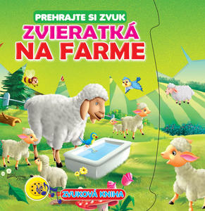 Obrázok Zvieratká na farme Zvuková kniha