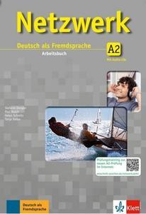 Obrázok Netzwerk A2 – Arbeitsbuch + 2CD