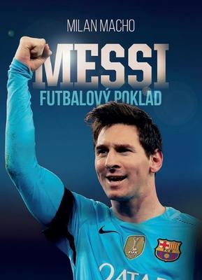 Obrázok Messi Futbalový poklad