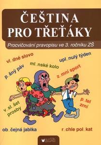 Obrázok Čeština pro třeťáky