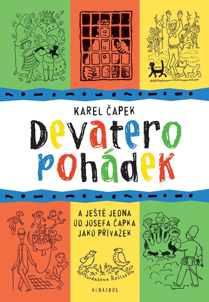 Devatero pohádek - Karel Čapek, Josef Čapek