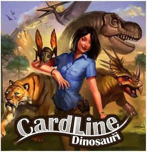 Obrázok Cardline Dinosauři
