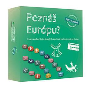 Obrázok Poznáš Európu?