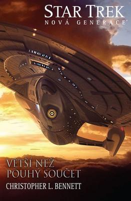 Obrázok Star Trek Větší než pouhý součet