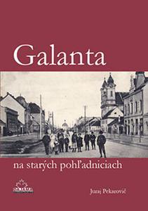 Obrázok Galanta na starých pohľadniciach