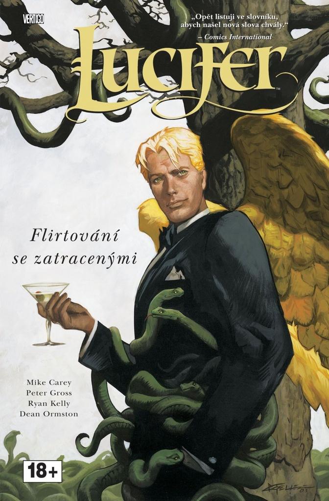 Lucifer Flirtování se zatracenými - Mike Carey