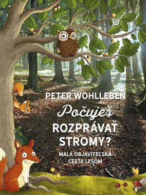 Obrázok Počuješ rozprávať stromy?