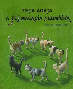 Obrázok Teta Agáta a jej mačacia sedmička