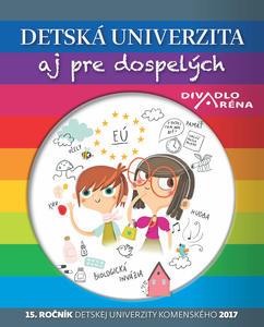 Obrázok Detská univerzita aj pre dospelých 2017