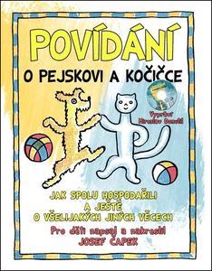 Obrázok Povídání o pejskovi a kočičce + CD