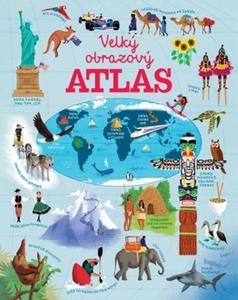 Obrázok Velký obrazový atlas světa