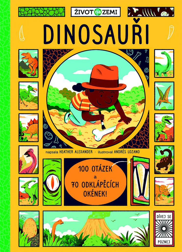 Dinosauři - Heather Alexander