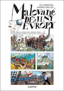 Obrázok Malované dějiny Evropy