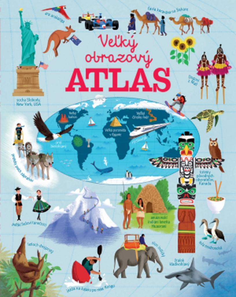 Veľký obrazový atlas sveta