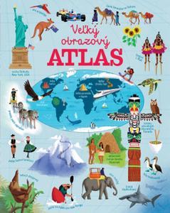 Obrázok Veľký obrazový atlas sveta