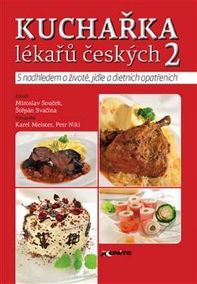 Obrázok Kuchařka lékařů českých 2