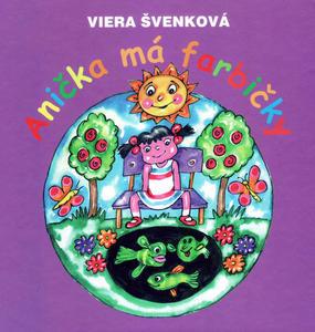 Obrázok Anička má farbičky