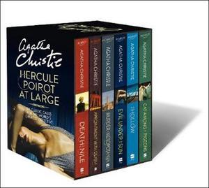 Obrázok Hercule Poirot at Large BOX
