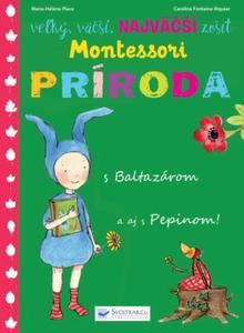 Obrázok Montessori Príroda s Baltazárom a aj s Pepinom!