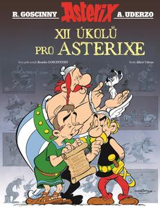Obrázok Asterix XII úkolů pro Asterixe
