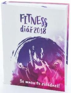 Obrázok Fitness diář 2018