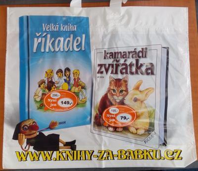 Obrázok Taška s uchem KZB (350 ks)