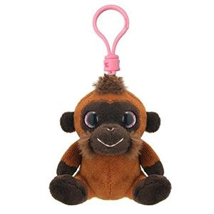 Obrázok Plyš očka klíčenka orangutan