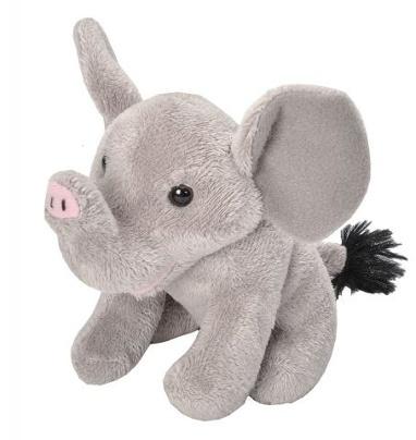Plyšový slon 15 cm