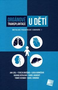 Obrázok Orgánové transplantace u dětí