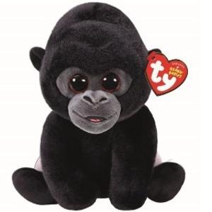 Obrázok Plyš očka střední Gorila černostříbrná