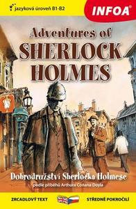 Obrázok Adventures of Sherlock Holmes /Dobrodružství Sherlocka Holmese